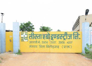 Chittorgarh Plant